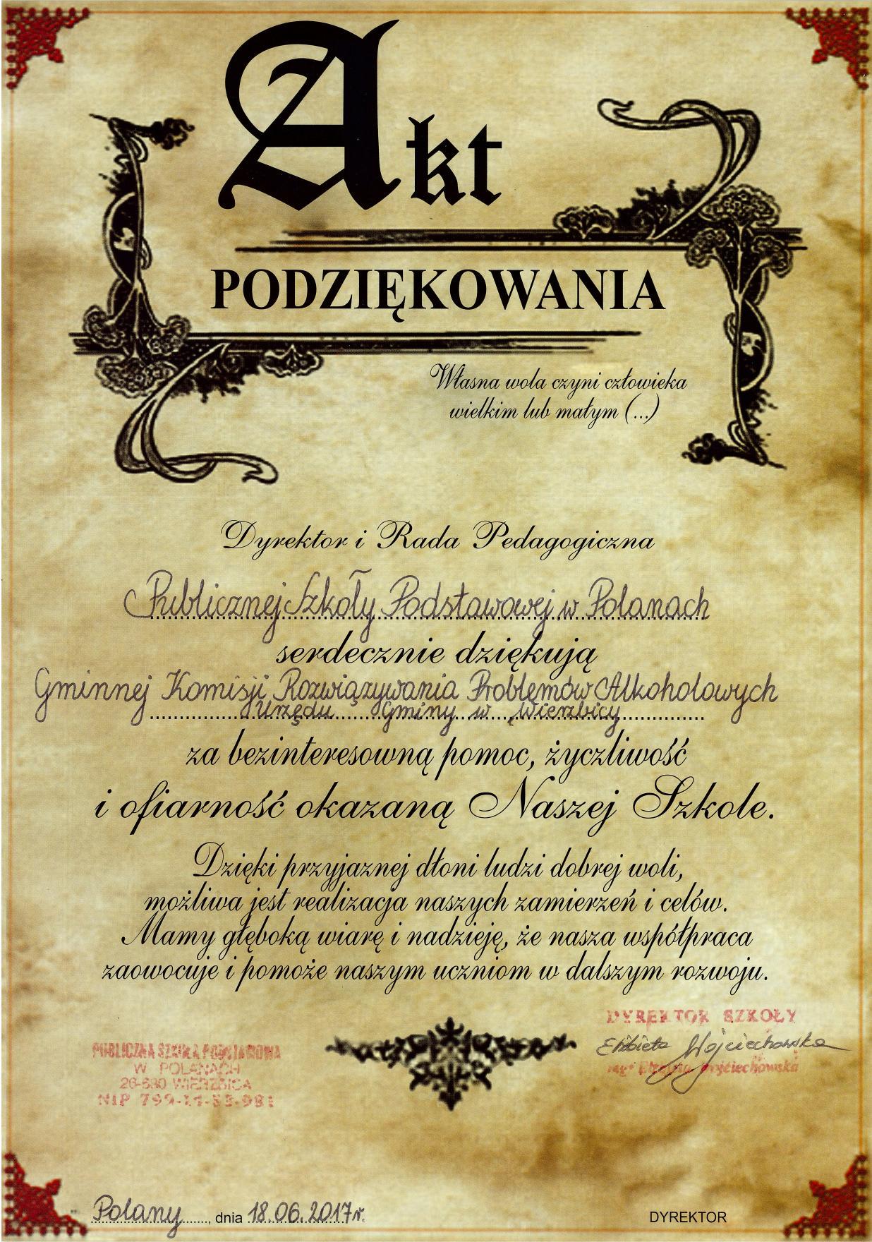 Festyn Rodziny - Polany - nr 8