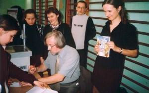 Spotkanie z pisarzem panem Zenonem