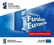 Więcej o: Ogłoszenie ws. lokalnego punktu informacyjnego Funduszy Europejskich