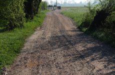 Więcej o: Utwardzanie dróg gminnych