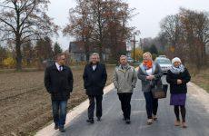 Więcej o: Ruda Wielka doczekała się budowy drogi