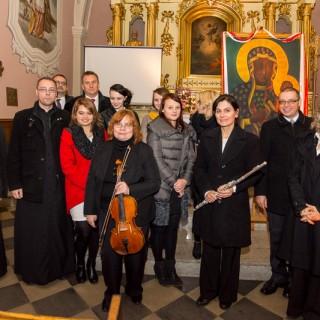Koncert w Kościele w Wierzbicy