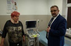 Więcej o: Ośrodek Zdrowia w Wierzbicy wzbogacił się o nowoczesny sprzęt