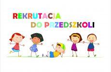 Więcej o: Nabór do gminnych przedszkoli publicznych na terenie Gminy Wierzbica na rok szkolny 2019/2020