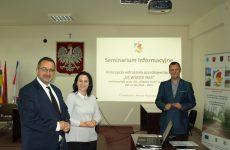Więcej o: Seminarium informacyjne Lokalnej Grupy Działania