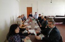 Więcej o: Spotkanie z dyrektorami szkół