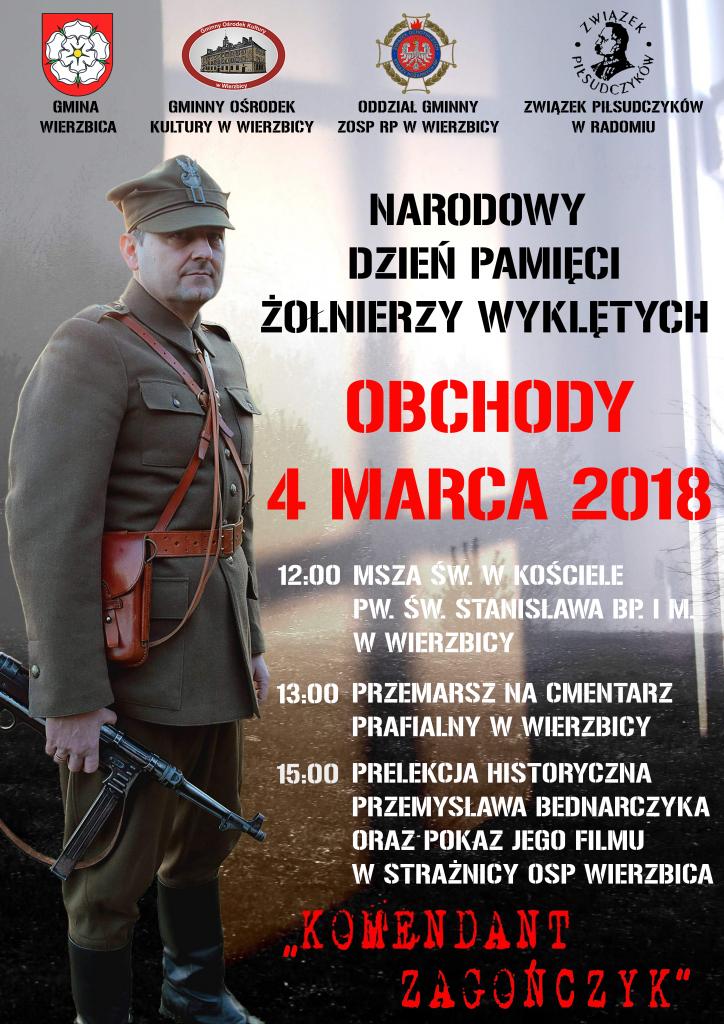 Żołnierze wyklęci 2018