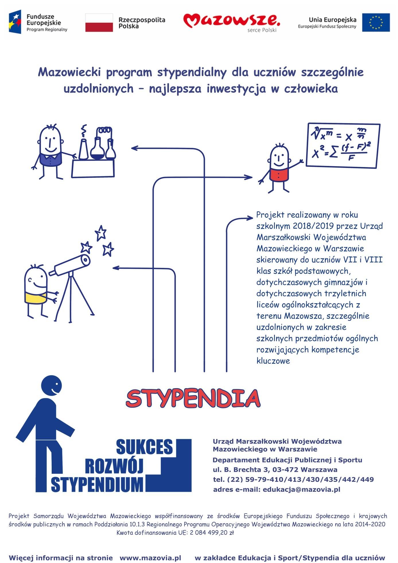 Stypendia 2018