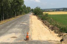 Więcej o: Trwa przebudowa drogi powiatowej na terenie gminy Wierzbica