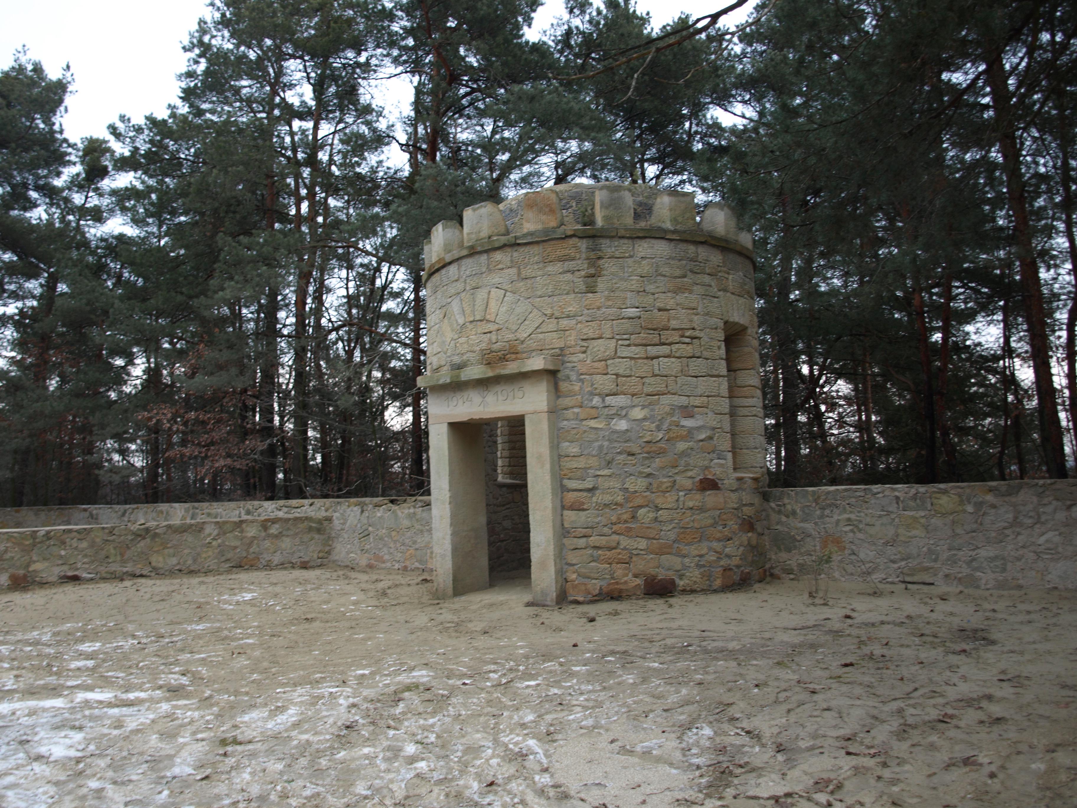 Cmentarz z I WŚ 2018