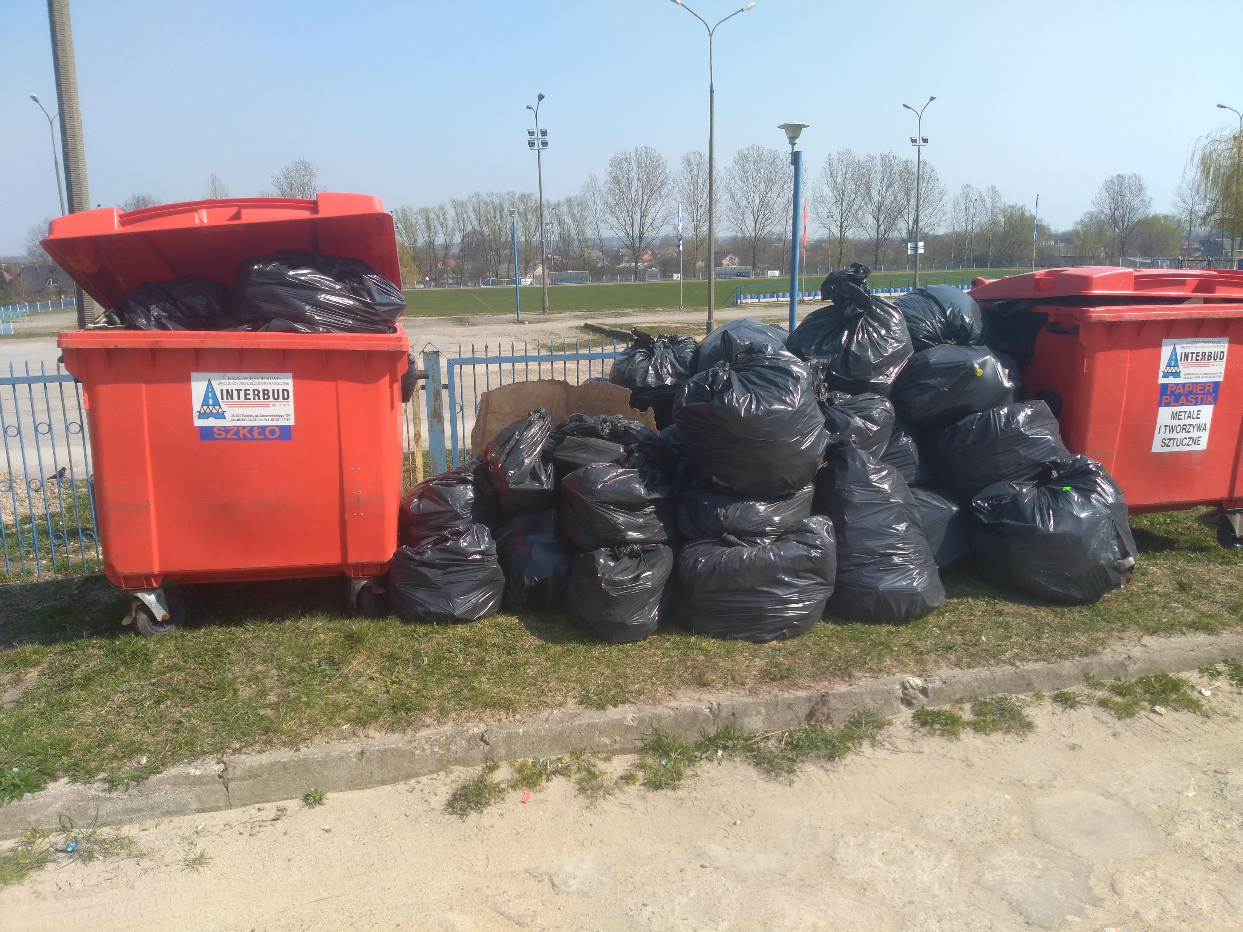 Śmieci rowy 2019 cz. 1