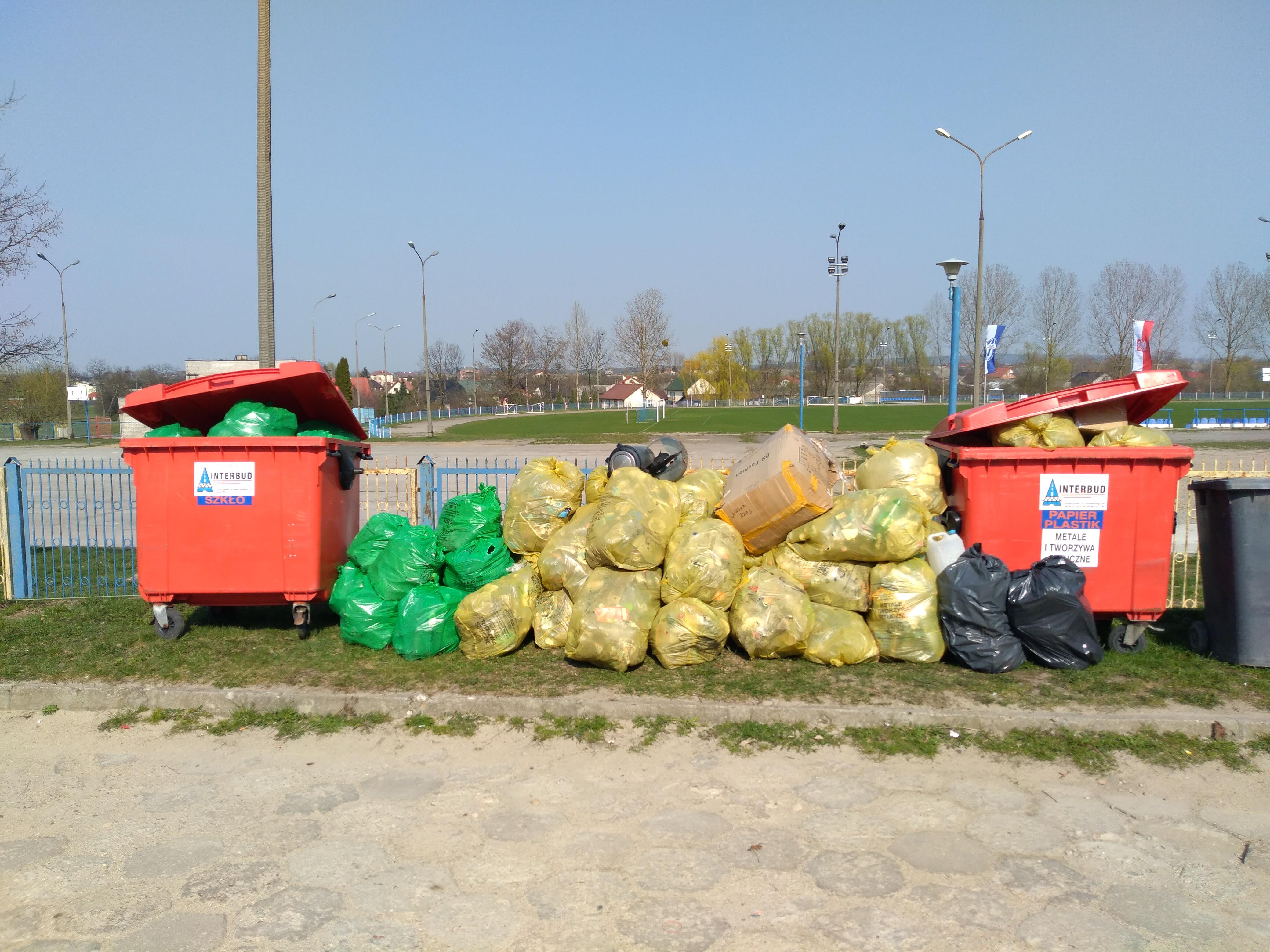 Śmieci rowy 2019 cz. 2
