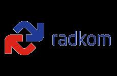 RADKOM Logo Spółki