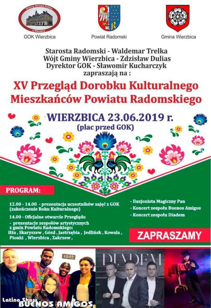 Zaproszenie 2019