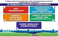 Więcej o: Bezpłatne szkolenia dla osób bezrobotnych