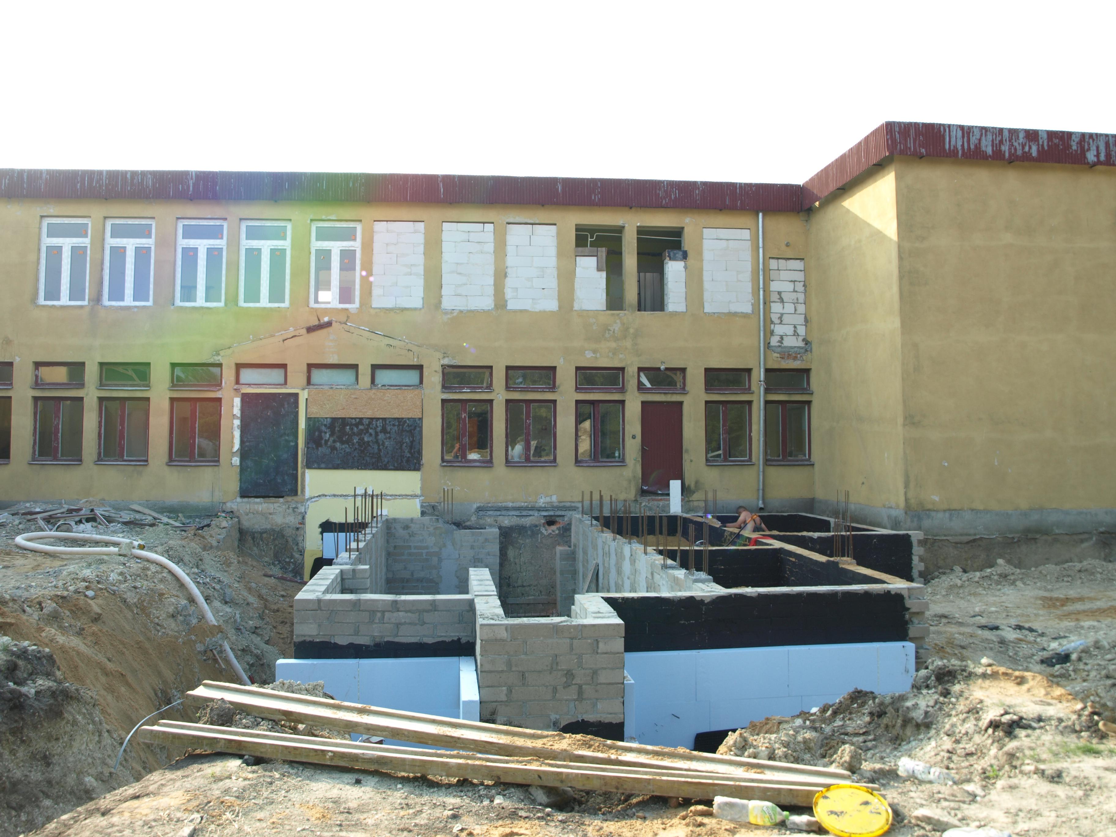 Budowa Żłobka 2019