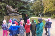Więcej o: Przedszkolaki z Wierzbicy z wizytą w Centrum Rzeźby Polskiej