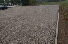 Więcej o: Parking w miejscowości Zalesice oddany do użytku