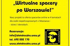 Wirtualny spacer 2020