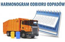Więcej o: Harmonogram odbioru odpadów komunalnych z terenu Gminy Wierzbica na rok 2021