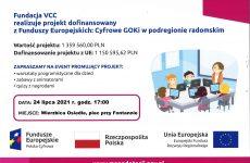 Więcej o: Cyfrowe GOK-i w podregionie radomskim